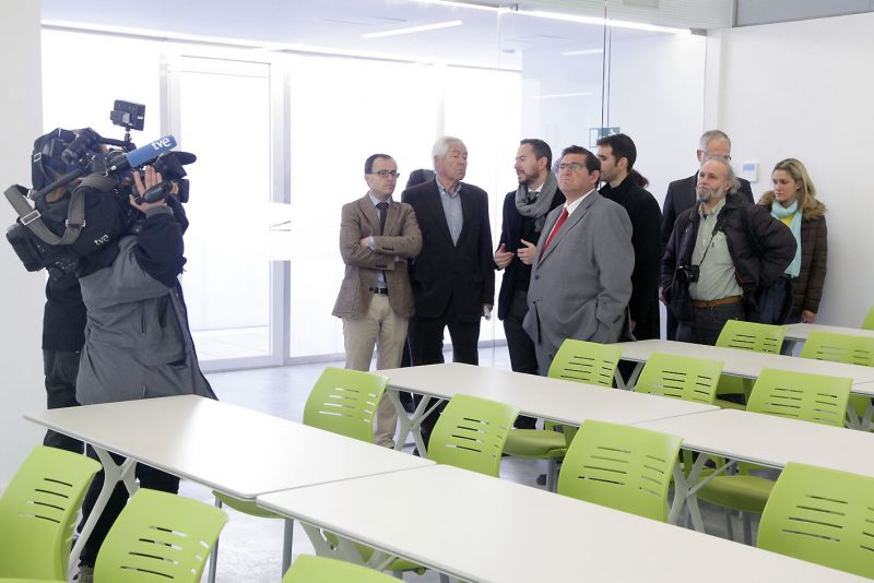 Inauguración del CID Centro