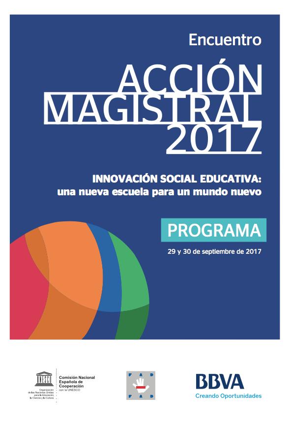 NGNP invitados a dar una conferencia en el encuentro Acción Magistral