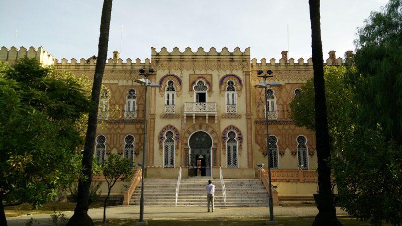 Comienzan las obras en el Palacio de Alpériz